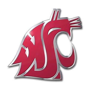 Picture of Washington State Embossed Color Emblem