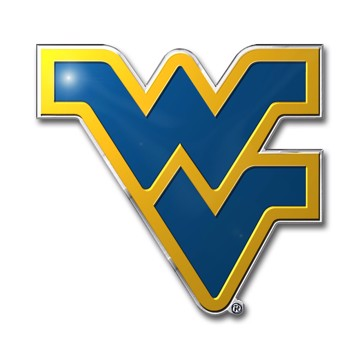 Picture of West Virginia Embossed Color Emblem
