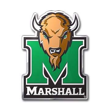 Picture of Marshall Embossed Color Emblem