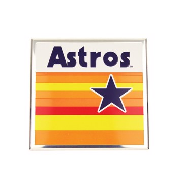 Picture of MLB - Houston Astros Embossed Color Emblem 2