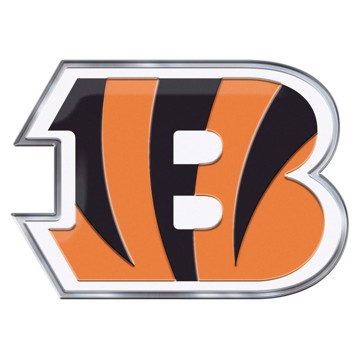 Picture of NFL - Cincinnati Bengals Embossed Color Emblem 2