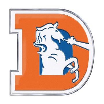 Picture of NFL - Denver Broncos Embossed Color Emblem 2