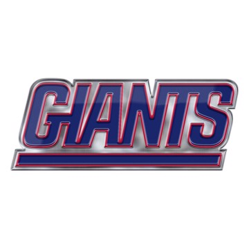 Picture of NFL - New York Giants Embossed Color Emblem 2
