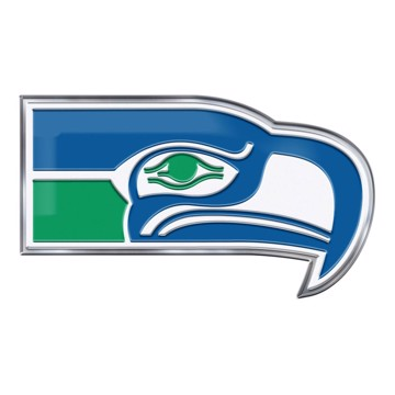 Picture of NFL - Seattle Seahawks Embossed Color Emblem 2