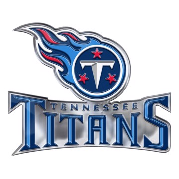 Picture of NFL - Tennessee Titans Embossed Color Emblem 2