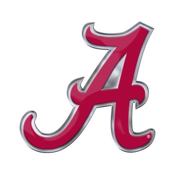 Picture of Alabama Embossed Color Emblem 2