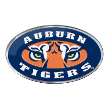 Picture of Auburn Embossed Color Emblem 2