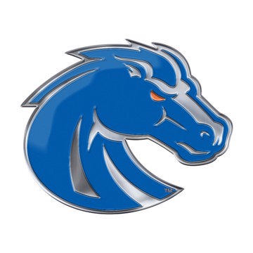 Picture of Boise State Embossed Color Emblem 2