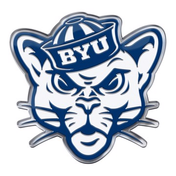 Picture of BYU Embossed Color Emblem 2