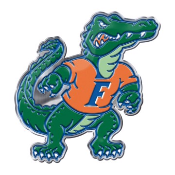 Picture of Florida Embossed Color Emblem 2