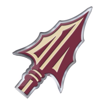 Picture of Florida State Embossed Color Emblem 2