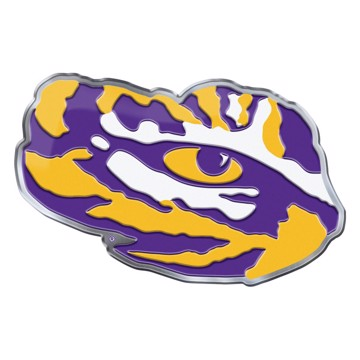 Picture of LSU Embossed Color Emblem 2
