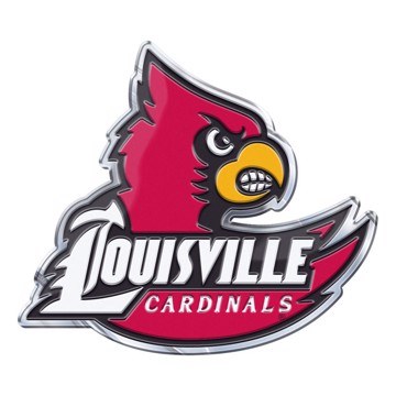 Picture of Louisville Embossed Color Emblem 2