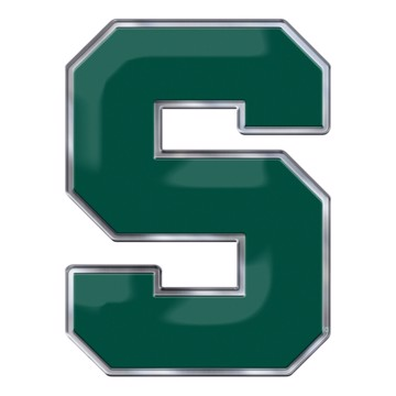 Picture of Michigan State Embossed Color Emblem 2