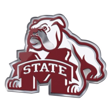 Picture of Mississippi State Embossed Color Emblem 2