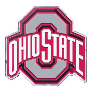 Picture of Ohio State Embossed Color Emblem 2