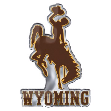 Picture of Wyoming Embossed Color Emblem 2
