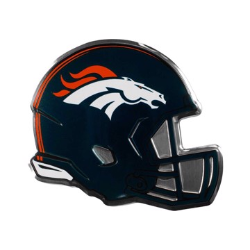 Picture of NFL - Denver Broncos Embossed Helmet Emblem