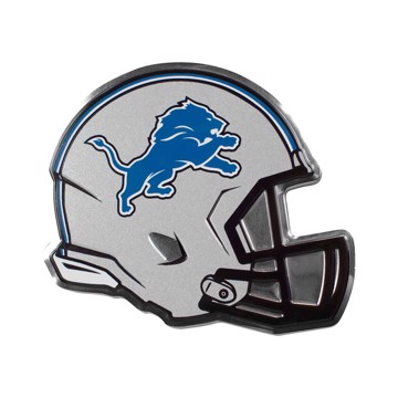 Picture of NFL - Detroit Lions Embossed Helmet Emblem