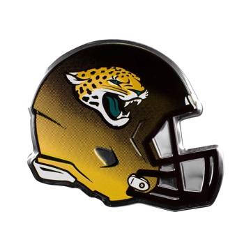 Picture of NFL - Jacksonville Jaguars Embossed Helmet Emblem