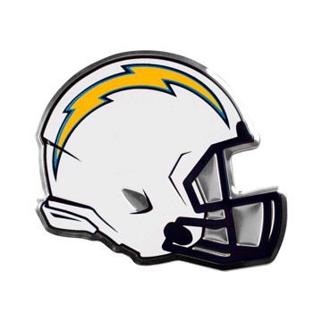 Picture of NFL - Los Angeles Chargers Embossed Helmet Emblem