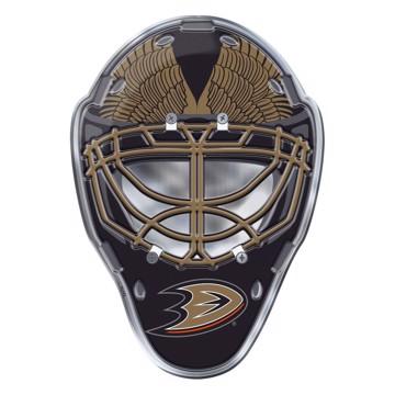 Picture of NHL - Anaheim Ducks Embossed Helmet Emblem