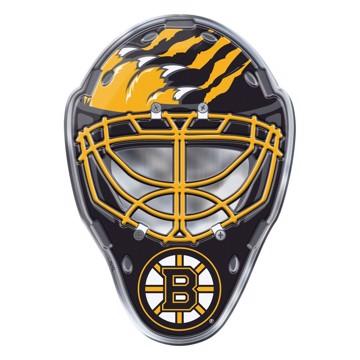 Picture of NHL - Boston Bruins Embossed Helmet Emblem