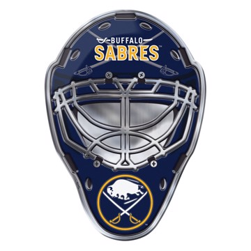 Picture of NHL - Buffalo Sabres Embossed Helmet Emblem