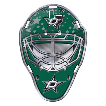 Picture of NHL - Dallas Stars Embossed Helmet Emblem
