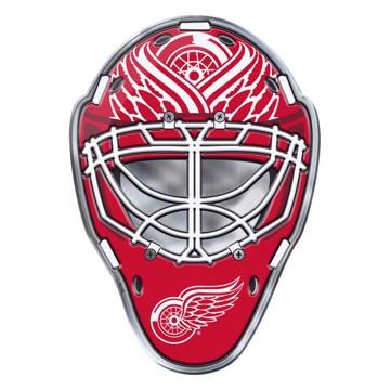 Picture of NHL - Detroit Red Wings Embossed Helmet Emblem