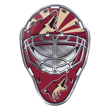 Picture of NHL - Arizona Coyotes Embossed Helmet Emblem