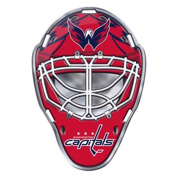 Einheitsgr/ö/ße FANMATS NHL Washington Capitals Abdeckung f/ür Anh/ängerkupplung Chromehitch-Abdeckung