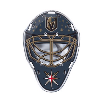 Picture of NHL - Vegas Golden Knights Embossed Helmet Emblem