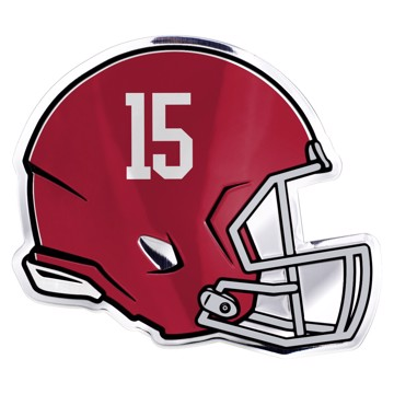 Picture of Alabama Embossed Helmet Emblem
