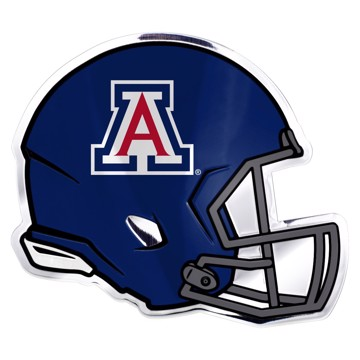 Picture of Arizona Embossed Helmet Emblem