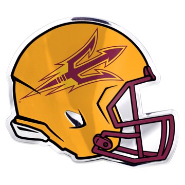 Picture of Arizona State Embossed Helmet Emblem