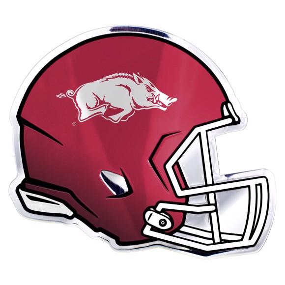 Picture of Arkansas Embossed Helmet Emblem