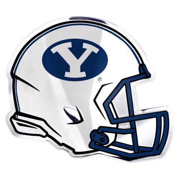 Picture of BYU Embossed Helmet Emblem