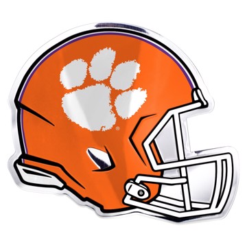 Picture of Clemson Embossed Helmet Emblem