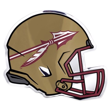 Picture of Florida State Embossed Helmet Emblem