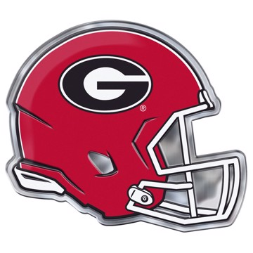 Picture of Georgia Embossed Helmet Emblem