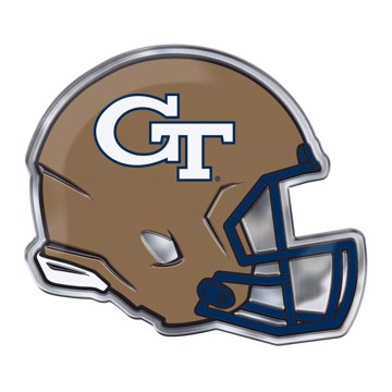 Picture of Georgia Tech Embossed Helmet Emblem