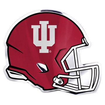 Picture of Indiana Embossed Helmet Emblem