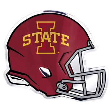 Picture of Iowa State Embossed Helmet Emblem