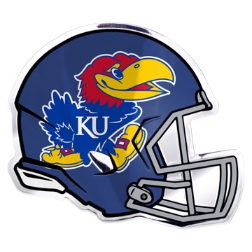 Picture of Kansas Embossed Helmet Emblem