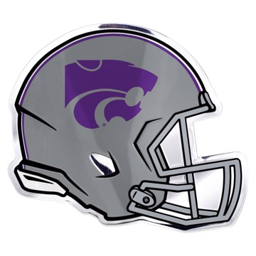 Picture of Kansas State Embossed Helmet Emblem
