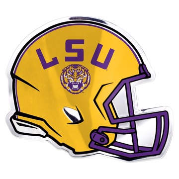 Picture of LSU Embossed Helmet Emblem