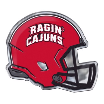 Picture of Louisiana-Lafayette Embossed Helmet Emblem