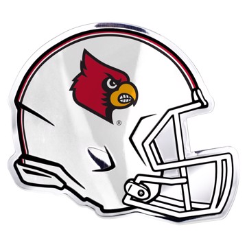 Picture of Louisville Embossed Helmet Emblem