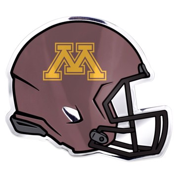 Picture of Minnesota Embossed Helmet Emblem